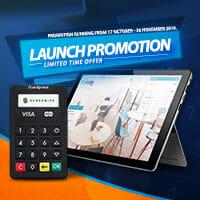 Launch promotion Sureswipe