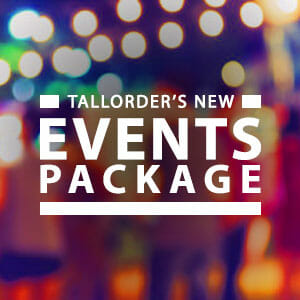 TallOrder Event package