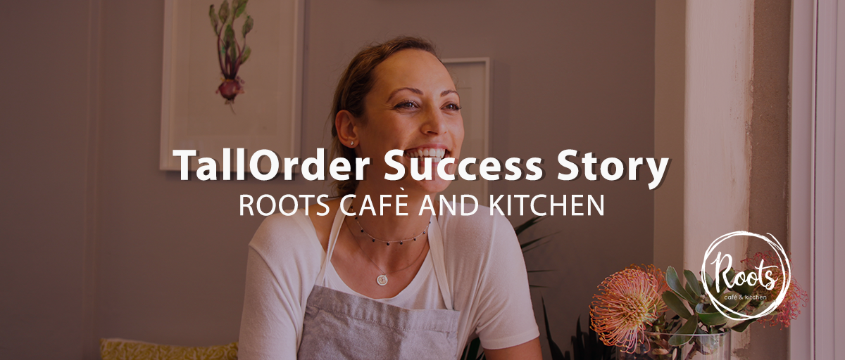 Roots Cafe- Success story image