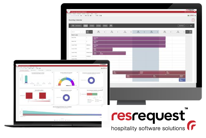 TallOrder Point of Sale integration with hospitality software solution ResRequest