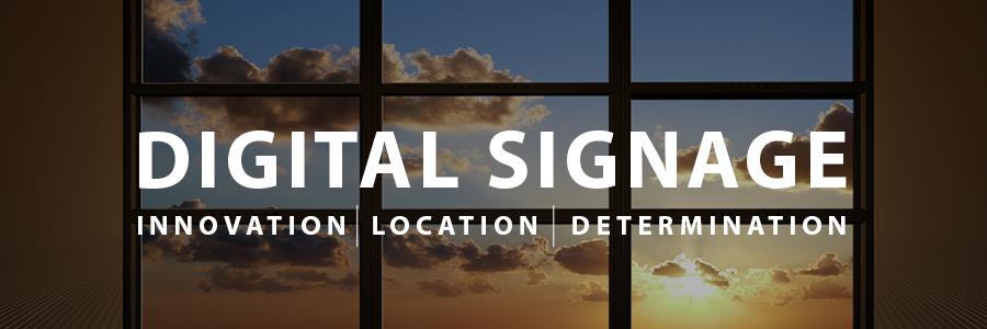 Digital Signage Attention