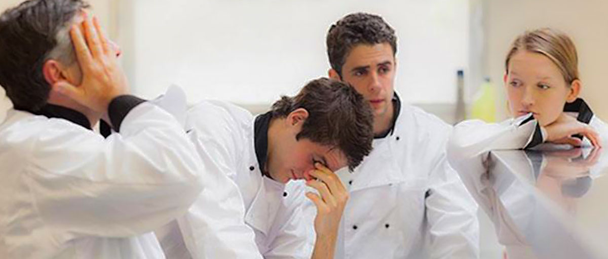 Stress Management of Chefs