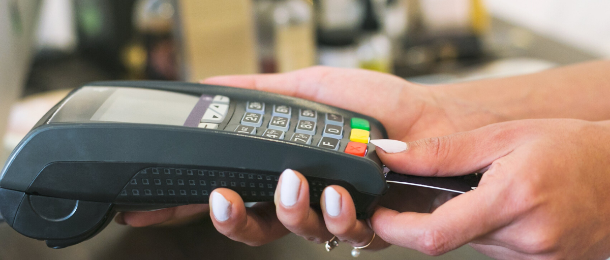 Clean payment devices