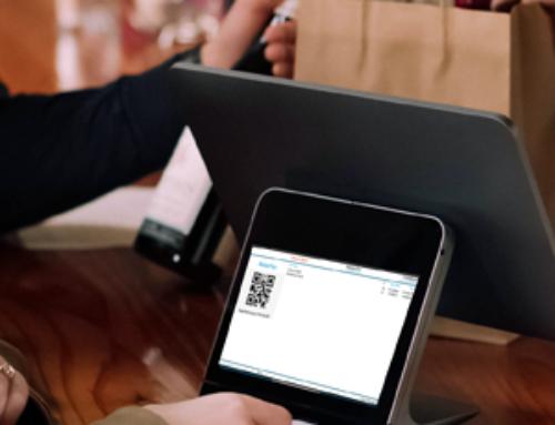 Meet mytab, TallOrder's new customer-facing POS display feature.
