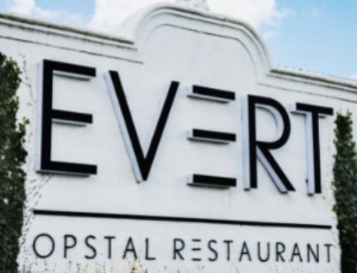 Meet our TallOrder POS client, EVERT Restaurant.